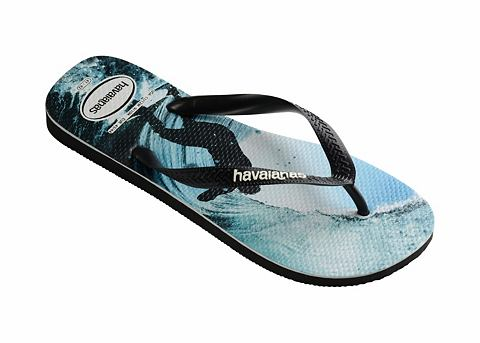 HAVAIANAS Шлепанцы вьетнамки Топ Photoprint&laqu...
