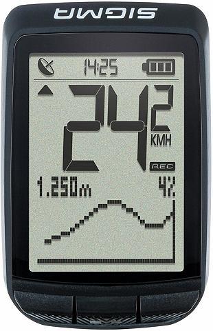 Sigma fahrradcomputer GPS черный цвет ...