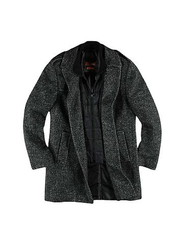 EMILIO ADANI Модный einreihiger пальто