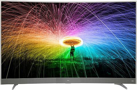 U65P6096 Curved-LED-Fernseher (165 cm ...