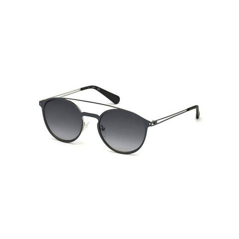 RUNDE солнцезащитные очки металл
