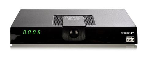 DVB-T2-Receiver PVR-ready freenet TV &...