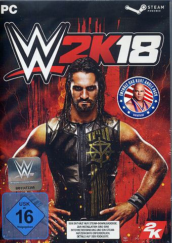 WWE 2K18 Day One Edition (DLC only) &r...