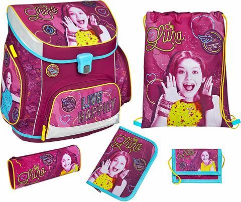Рюкзак школьный комплект (5 шт.) &raqu...