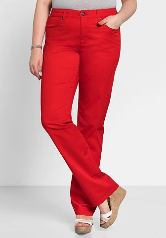 Костюмные брюки elastische Twill-Quali...