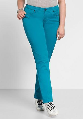 Костюмные брюки в schmaler форма