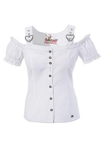 Spieth & Wensky Feierlaune блузка ...