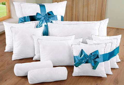 MY HOME Комплект: подушка или валик для шеи (2...