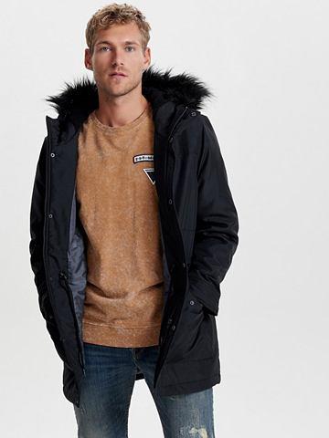 ONLY & SONS зимняя куртка парка