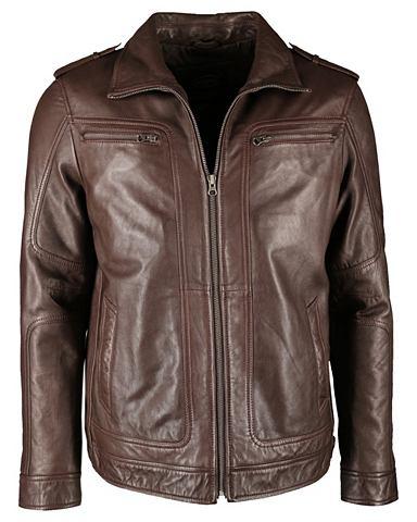 Куртка кожаная »Bark«