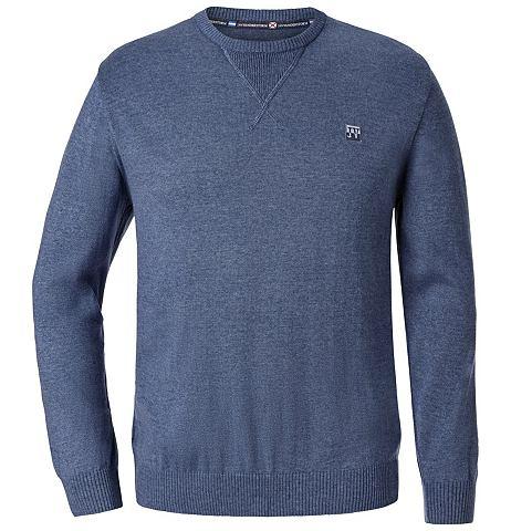 Пуловер с круглым вырезом »OTILO...