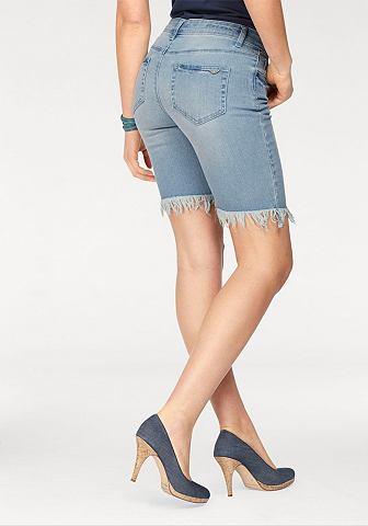 Шорты джинсовые »mit Fransen&laq...