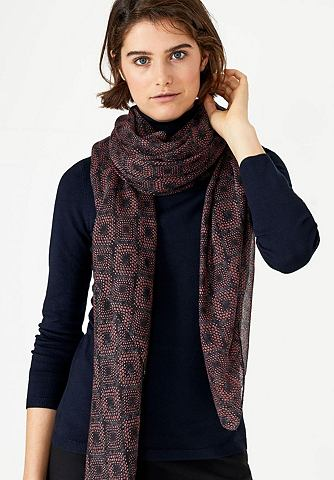 Feines шейный платок с Rautendruck