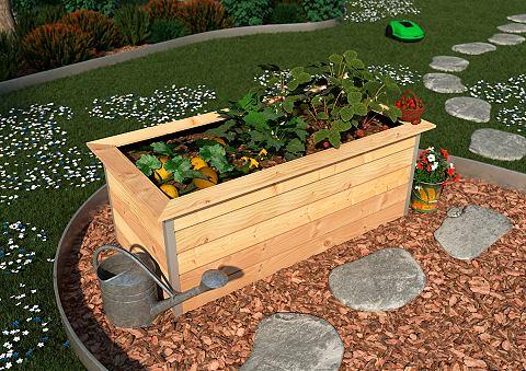KARIBU Ящик для растений »2« BxTx...
