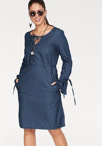 Платье джинсовое »Volant-Är...