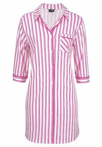 Рубашка ночная в классический Hemdform...
