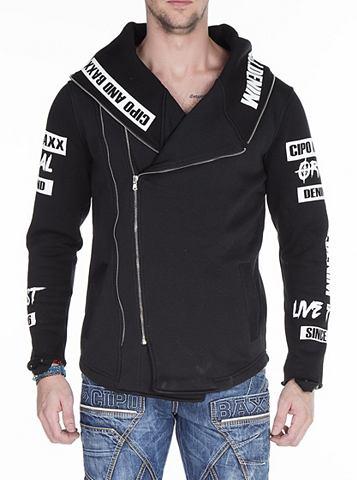 CIPO & BAXX Cipo & Baxx Herren куртка с Label-...