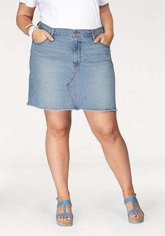 ® юбка джинсовая
