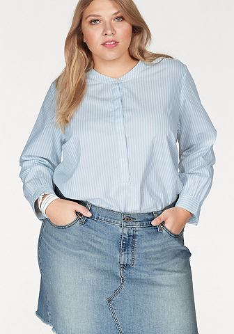 Levi's® Plus джинсовая блузка &raq...