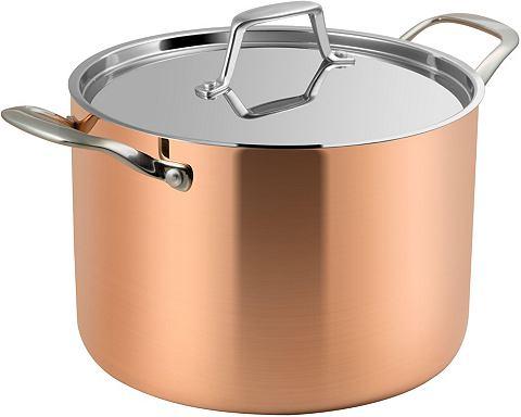 Горшок для супа Kupfer-Aluminium индук...