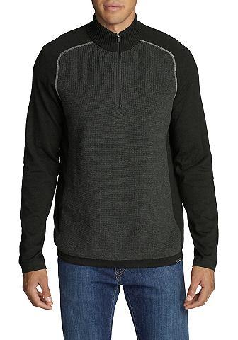 Talus пуловер с 1/4-Reißverschlu...