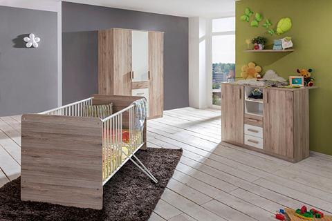 Babyzimmer-Komplettset »Bergamo&...