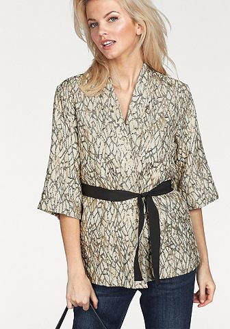 B.YOUNG Кимоно халат »Gidana kimono&laqu...