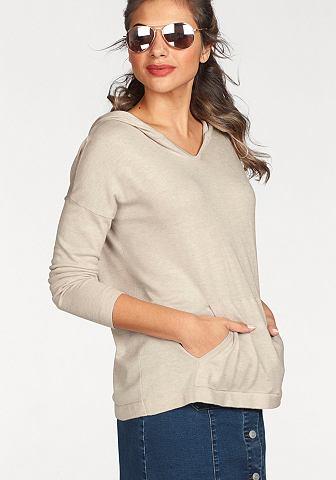 RE.DRAFT Пуловер с капюшоном