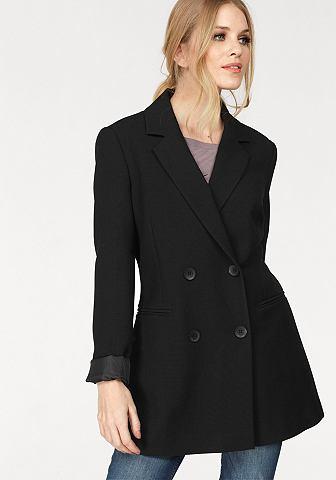 Пиджак длинный »BRICK«