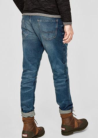Tubc Tapered: джинсы в Used-Look