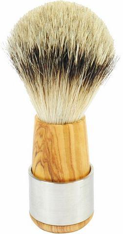 Щётка для бритья Silberspitze Olivenho...
