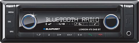 BLAUPUNKT 1-DIN Автомобильное радио с CD-плеер Б...