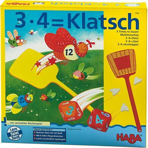 ® Развивающая игрушка »3x4=K...