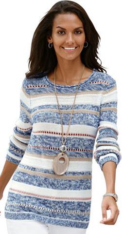 Пуловер с Rollsaum