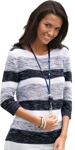Пуловер с 3/4-Ärmeln