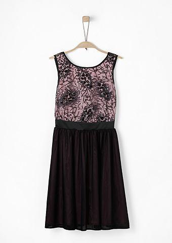 Праздничное платье с с пайетками для M...
