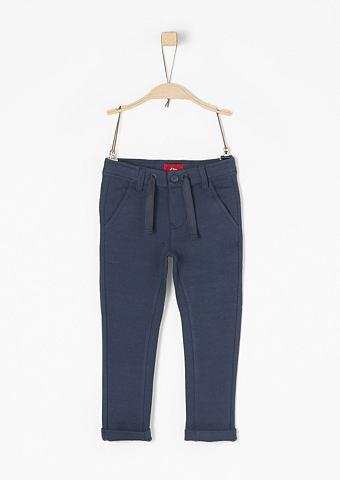 Деликатный брюки из кофта для Jungen