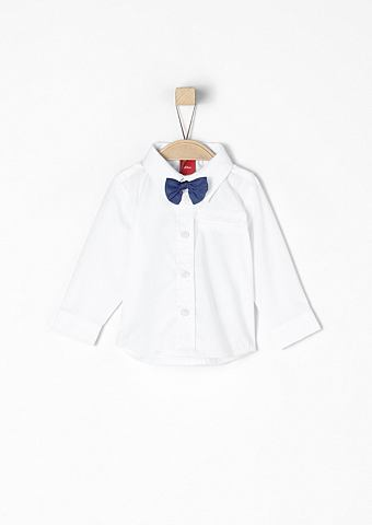 Рубашка с abknöpfbarer бабочка дл...