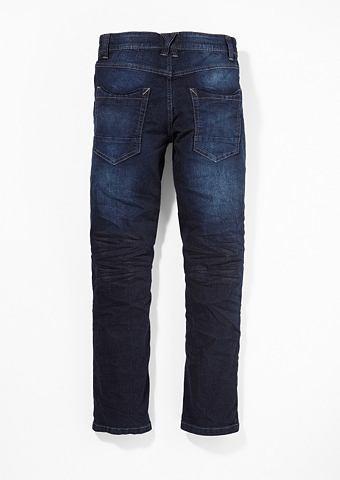 Seattle: джинсы с Used-Waschung для Ju...