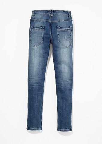 Облегающий Seattle: узкие джинсы для J...