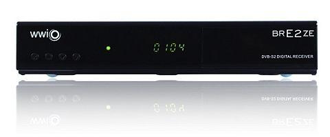 DVB-S2 SAT-HD-Linux-Receiver PVR-ready...