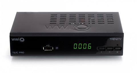 DVB-T2/C Combo HD-Receiver PVR-ready &...