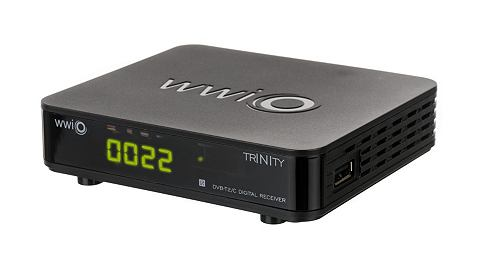 Mini DVB-T2/C Combo HD-Receiver &raquo...
