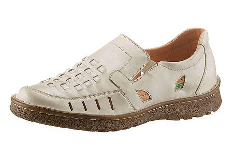Туфли-слиперы в Flecht-Optik