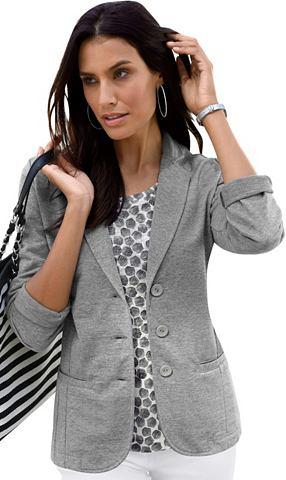 Пиджак трикотажный с Revers-Kragen