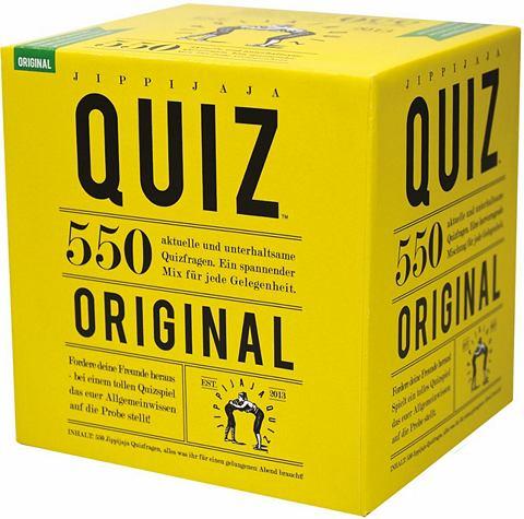 Quizspiel »Jippijaja Quiz: Origi...