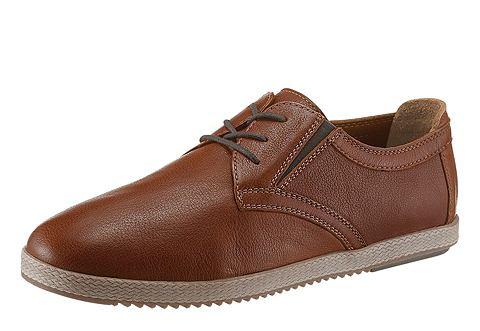 Ботинки со шнуровкой с Leder-Wechselfu...