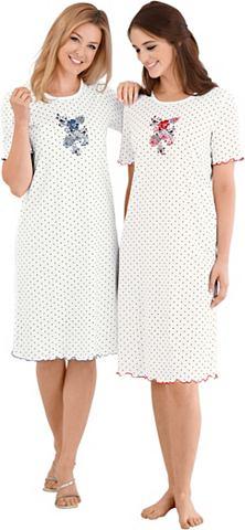 WÄSCHEPUR Wäschepur ночные рубашки (2 едини...