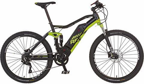REX Fully MTB электрический велосипед ...
