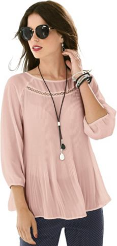 Блуза с Plisseefalten